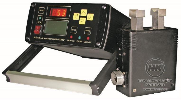 Магнитный анализатор МА-412ММ