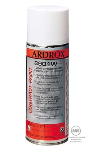 Белая контрастная краска Ardrox 8901 W