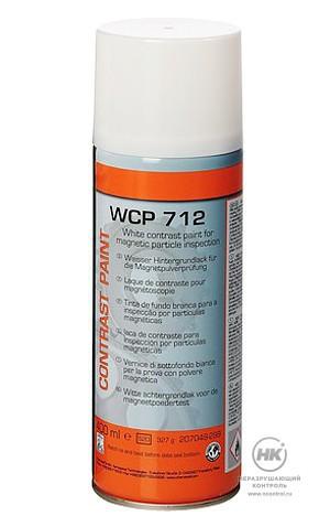 Белая контрастная краска WCP 712 (OVERCHEK MT WHITE)