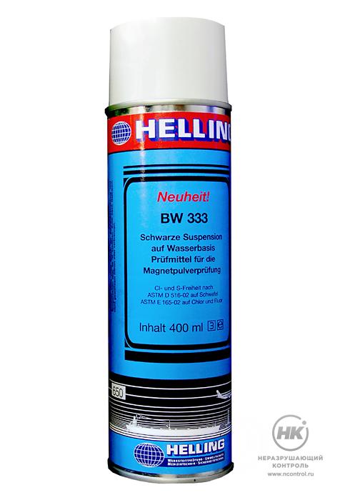 Чёрная магнитная суспензия на водной основе HELLING BW 333