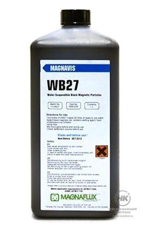 Чёрный магнитный концентрат Magnaflux WB27