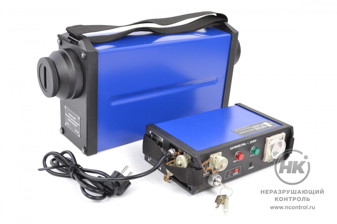 Рентгеновский аппарат «Шмель-250»