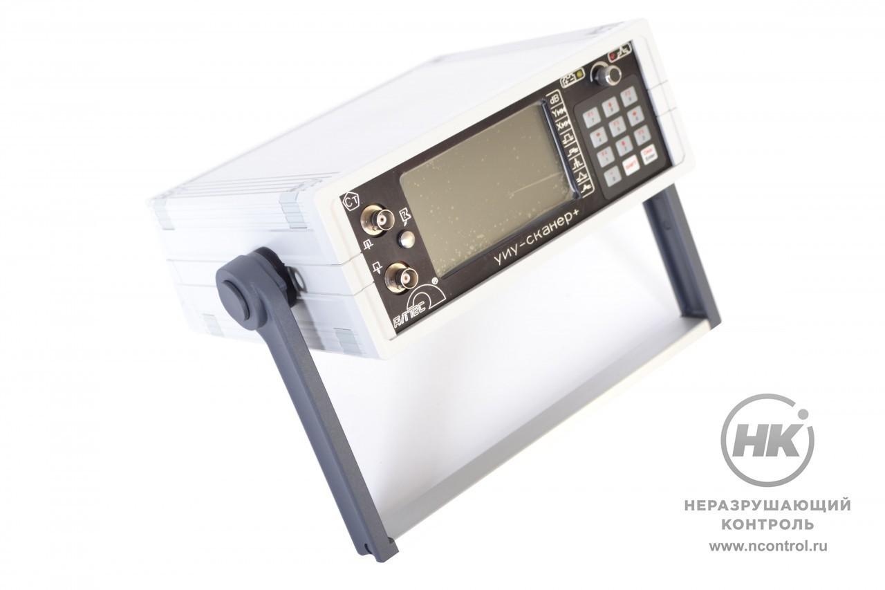 Ультразвуковой дефектоскоп УИУ «СКАНЕР+» модель «СКАРУЧ»