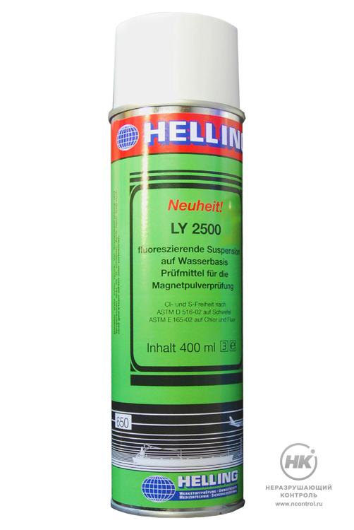 Флюоресцентная суспензия на водной основе HELLING LY 2500