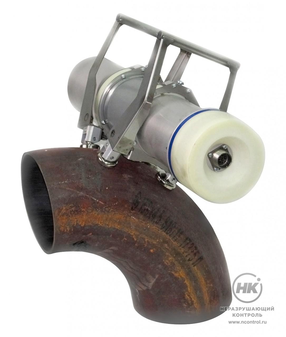 Магнитное устройство крепления моноблока на трубу