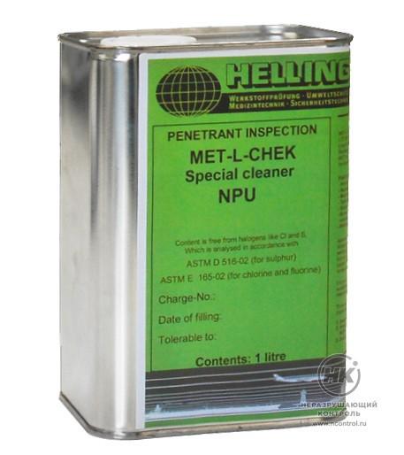 Очиститель MET-L-CHEK NPU