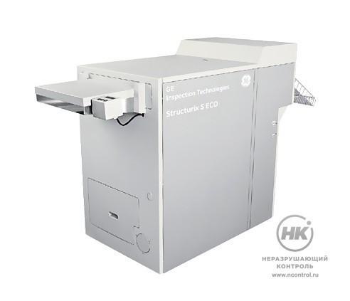 Проявочная машина Agfa STRUCTURIX NDT S ECO