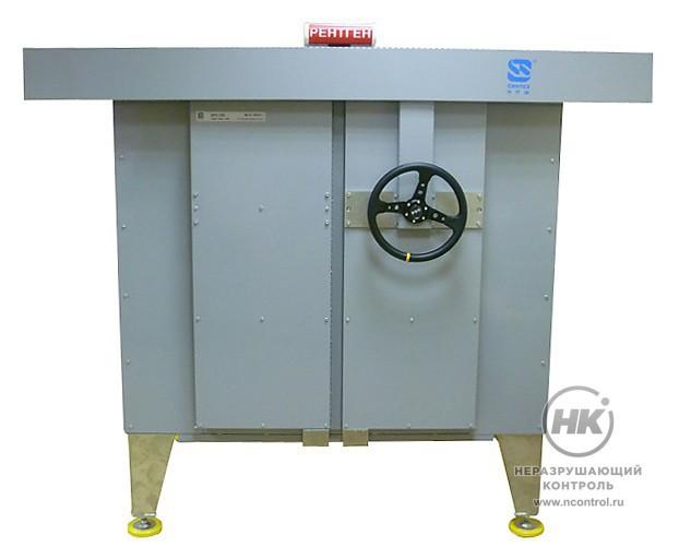 Разборная рентгенозащитная кабина КРЗ-160