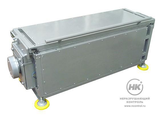 Разборная рентгенозащитная кабина КРЗ-300