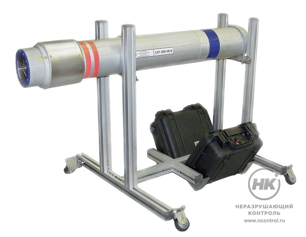 Рентгеновский аппарат CXT-200-48-N для трубосварочной базы
