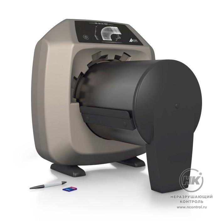 Система цифровой радиографии DUERR HD-CR 35 NDT