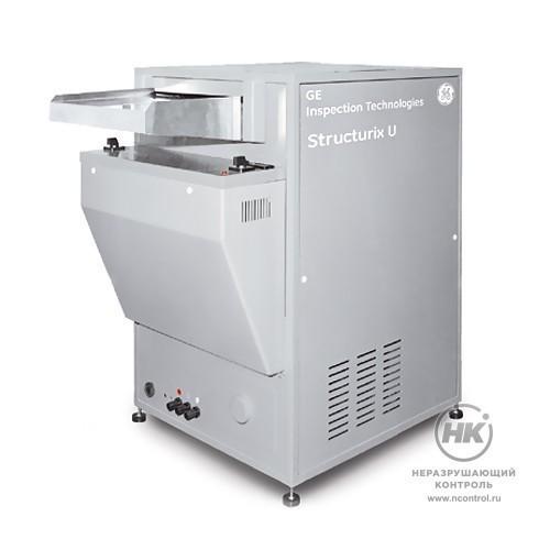 Универсальная проявочная машина Agfa STRUCTURIX NDT U